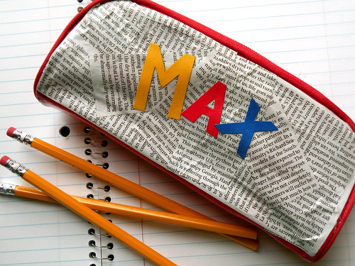 MF Pencil Case