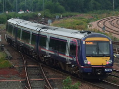 First ScotRail 170433 Stirling 31/07/08 (David_92 (no longer being updated)) Tags: stirling first scotrail 170 433 turbostar dmu class170 170433