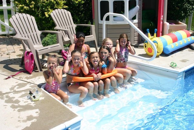 Karli 7th Birthday party