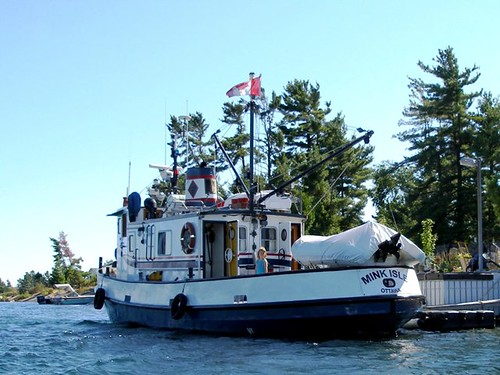 tugboat - Snug Harbour, Georgian Bay