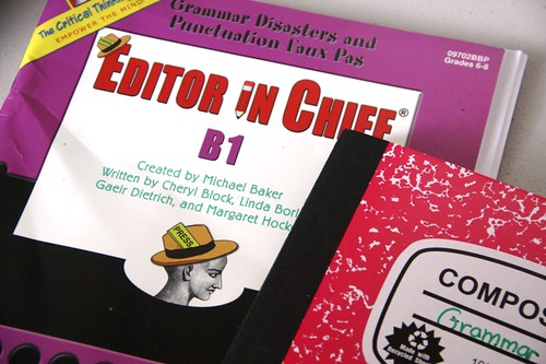editor in chief curriculum