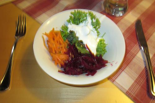 Salatteller - Ochsenwirt Oberaudorf