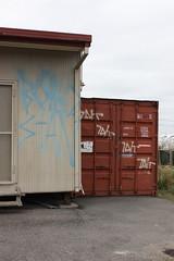 (FilthyLilith) Tags: art wall graffiti paint australia melbourne victoria crew graff piece aerosol