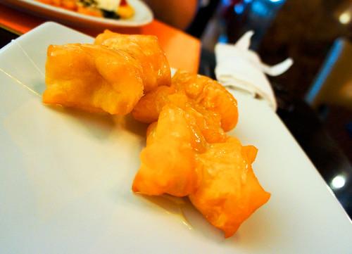 Thai's ปลาท่องโก๋ Fried Dough