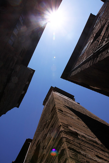 Toscana - Lucca and... the sky