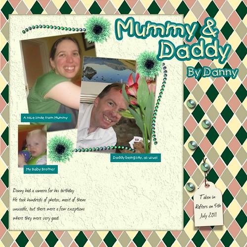 Mummy & Daddy by Danny