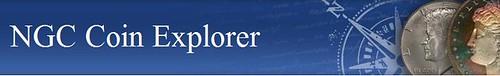 NGC Coin Explorer logo