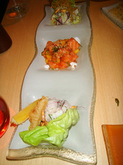Degustación de Ceviches