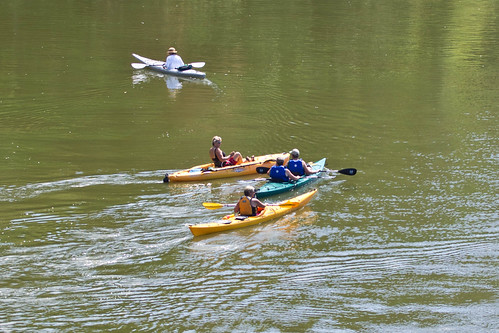 Kayaks, Ridgefield NWR