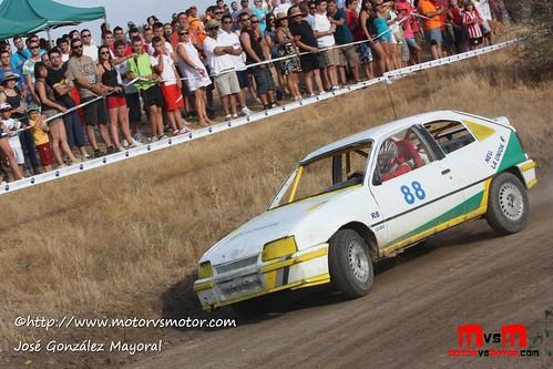Iván Herranz-XVI Edicion de la Carrera de Buggies de Carbonero el Mayor