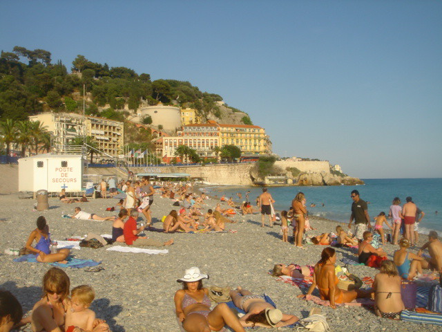 The_Beach_in_Nice