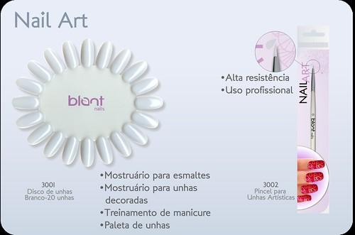 Blant Colors - Itens para Nail Art