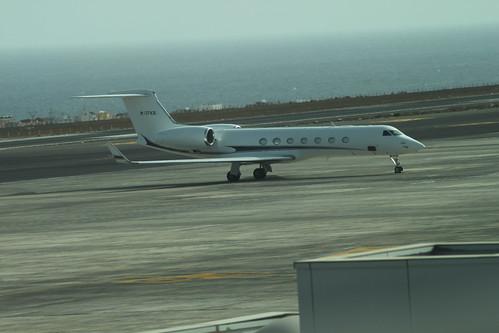 Gulfstream 550 M-TFKR