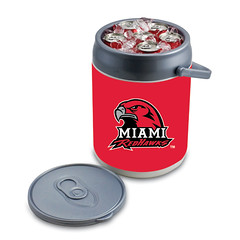 Miami of Ohio Redhawks Can Cooler