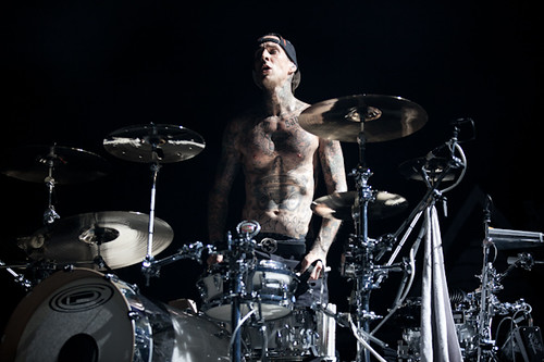 Travis of Blink 182