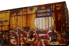 Union Pacific Jrafe (All Seeing) Tags: up unionpacific villains uprr lgf jraf