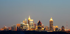 """Now it's time to say goodnight..."" (Atlanta) (HamWithCam) Tags: atlanta skyline atl hamwithcam hwc buckhead 70200l 5d2"