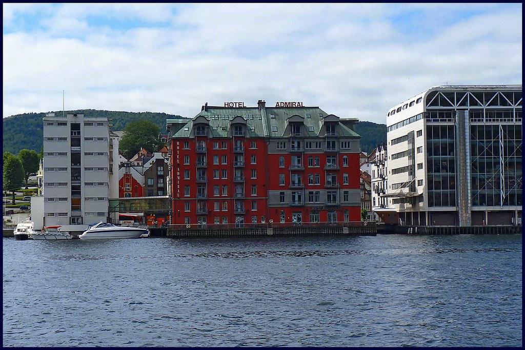ADMIRAL HOTEL, BERGEN, NORWAY.