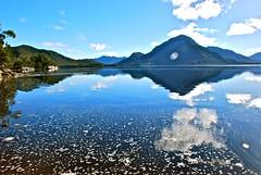 SW Wilderness, Tasmania (Anna Kwa) Tags: mountains reflections australia tasmania melaleuca southwestwilderness virtualjourney
