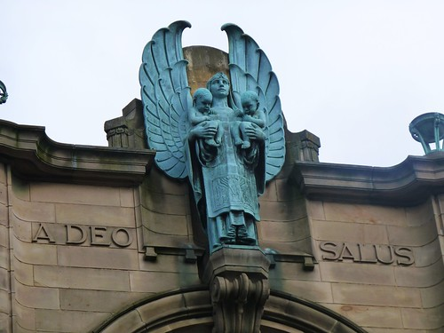 Architectural Detail, Russell Institute