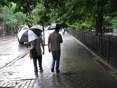 Hurricane Sidewalk