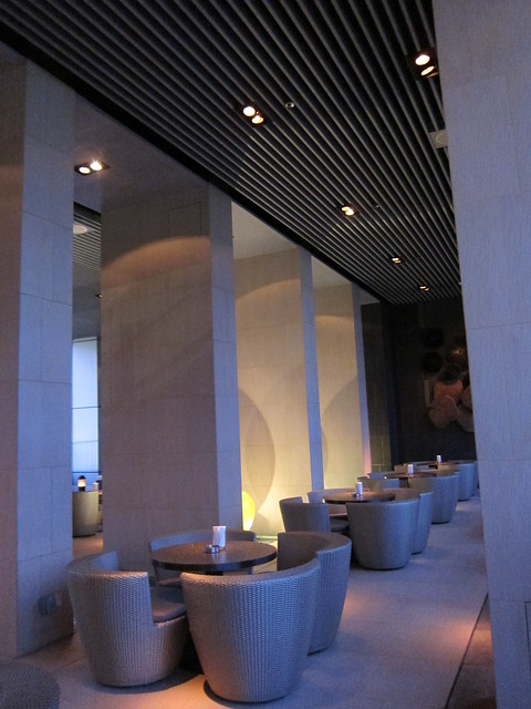 Pavilion @ Crowne Plaza Hong Kong