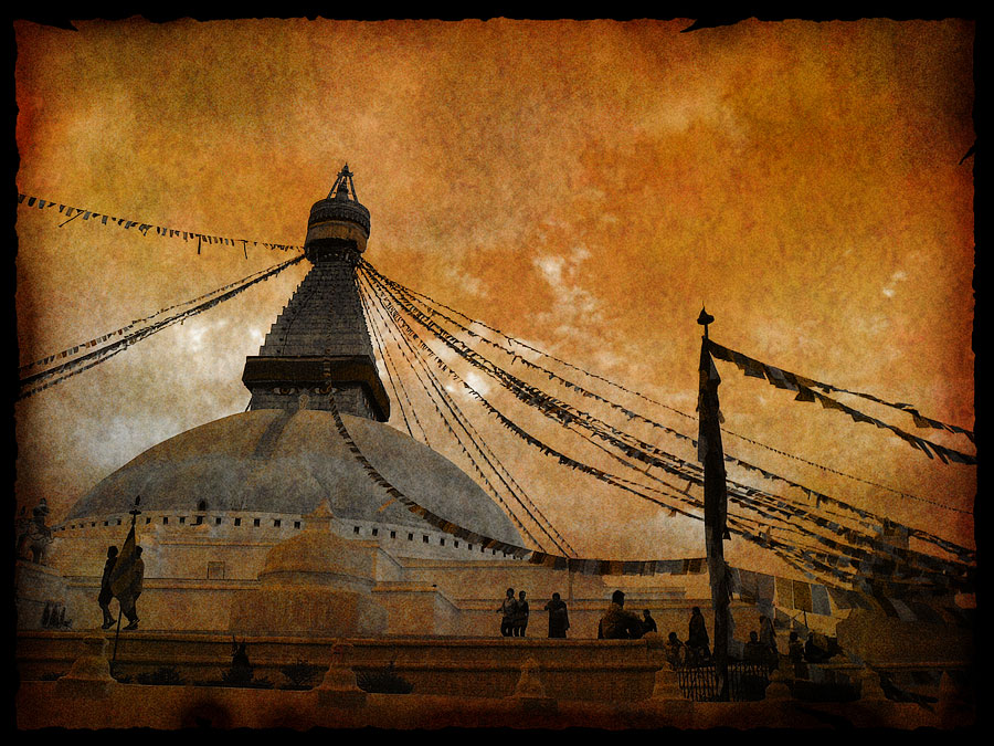 Непальские Штучки - Непал 2008