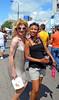 Diva Kim Makes Friends (tacosnachosburritos) Tags: street party summer chicago festival dancing market days journey transvestite trans swimsuit crossdresser halsted