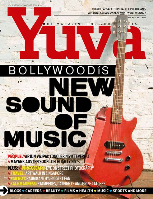 The Delhi Walla Books – Interview by Yuva Magazine