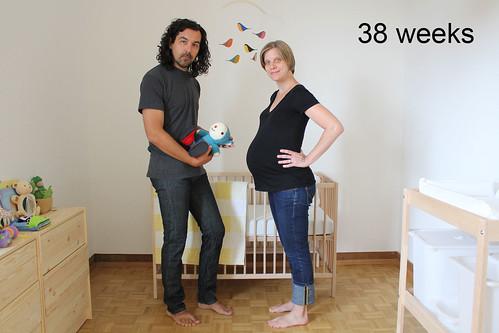 weegrub: 38 weeks