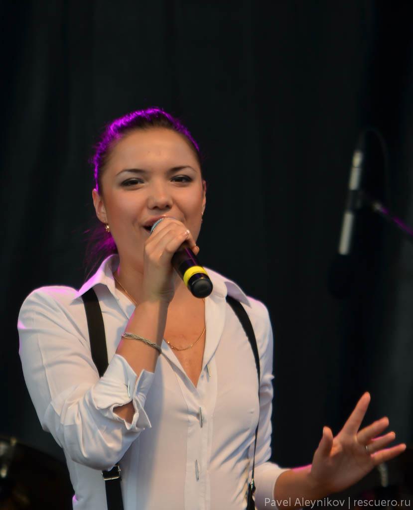 Концерт в Торезе