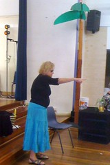 Susanne Gervay at Penrith PS