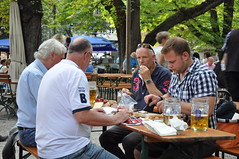 Munich - Picnic at the Beer Garden