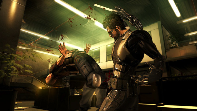 Deus Ex: Human Revolution - Take Down