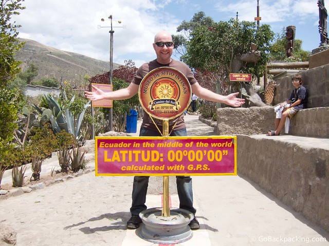 True Equator