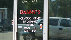 Dannys Norwood Arlington TX