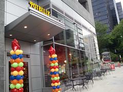 Potbelly Bellevue Opens | Bellevue.com