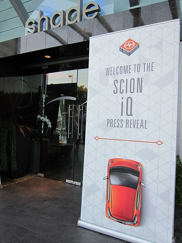 Scion iQ Press Launch Aug 2011 010