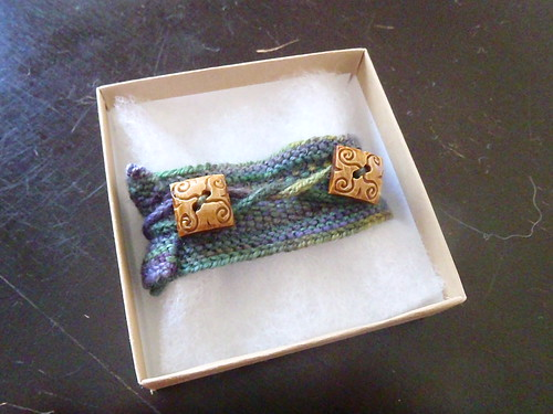 koigu bracelette