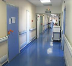 Centre de rducation fonctionnelle (Ulna system) Tags: les de porte mains sans contamination poigne hygine