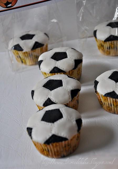 Cupcake Pallone