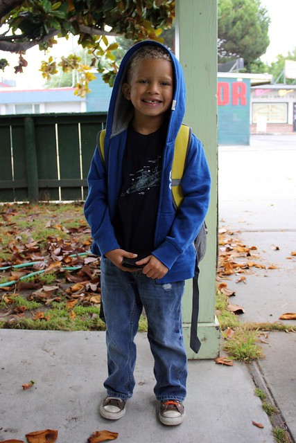 Kindergarten First Day
