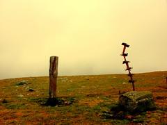 At the top of Ben Chonzie (oldmanmackie) Tags: mountains scotland hiking perthshire scottish perth hillwalking munro benchonzie munrobagging