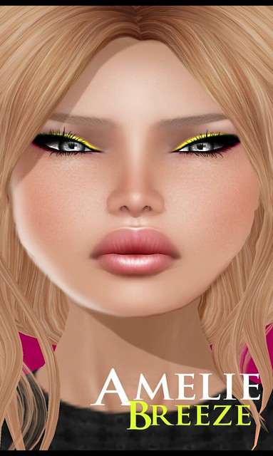-Glam Affair- Amelie breeze TDR ad
