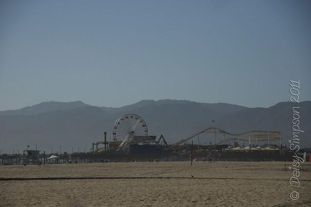 D1 Santa Monica Pier