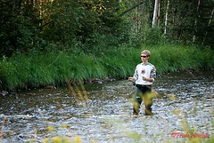 Flyfishing (Frode Hovelsaas) Tags: stream flyfishing