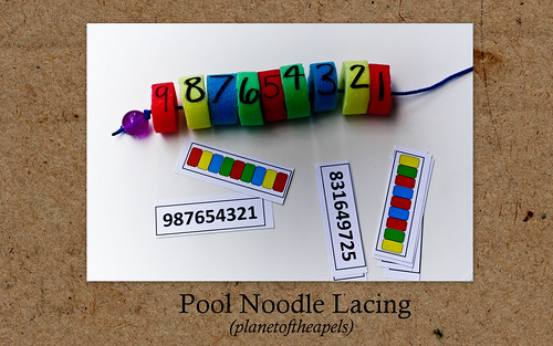 poolnoodlelacing