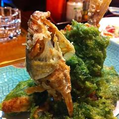 ぐるくんのあーさー揚げ #okinawa #dinner