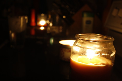 [239/365] By Candlelight