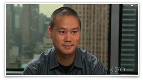 Tony Hsieh - CEO Zappos.com - Innovation